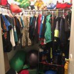 Grayson Messy Closet
